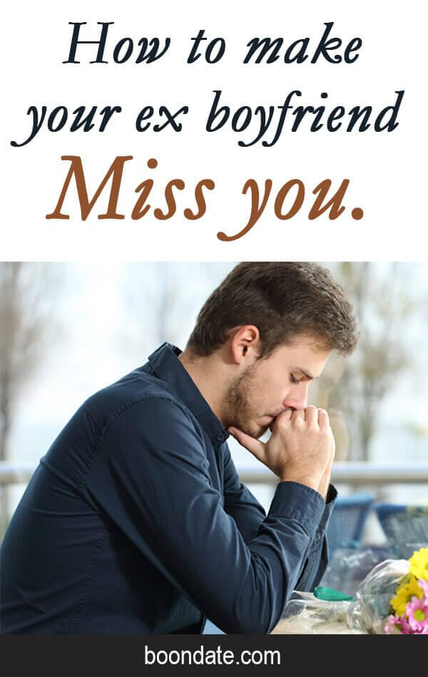 Best ways to make him miss you like crazy » Love Tips on