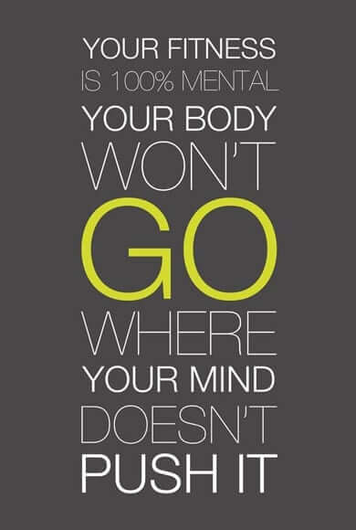 your-fitness-is-100-mental-your-body-wont-go-where-your-mind-doesnt-push-it
