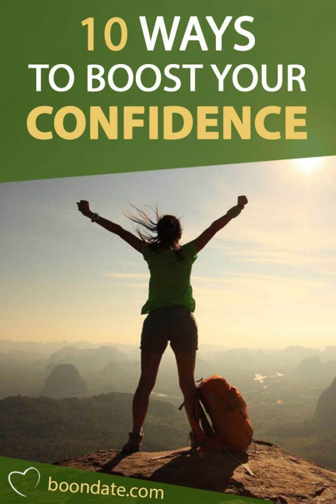 10 Ways to Boost Your Confidence