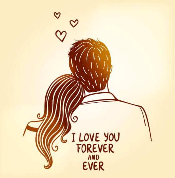 i love you forever and ever