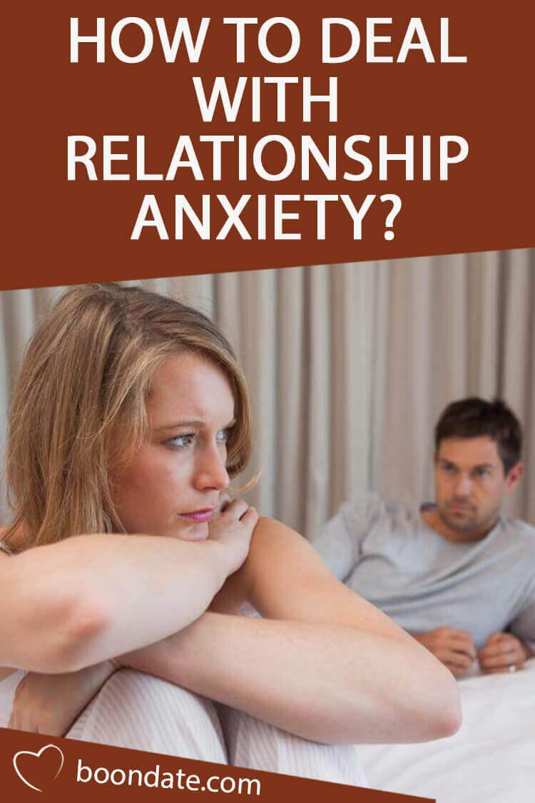 How to deal with relationship anxiety