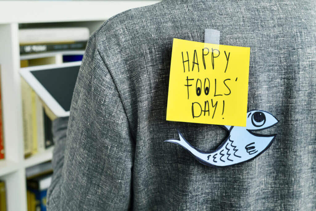 happy fool day