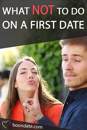 What Not To Say on a First Date